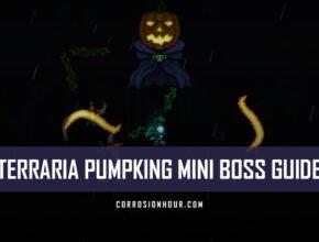 Terraria Pumpking Mini Boss Guide