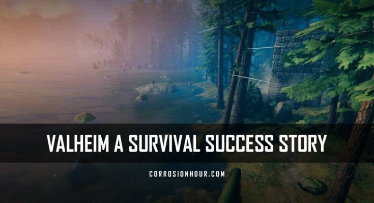 Valheim A Survival Success Story