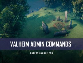 Valheim Admin Commands, Cheats, and Chat Commands