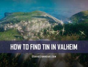how to get tin in valheim