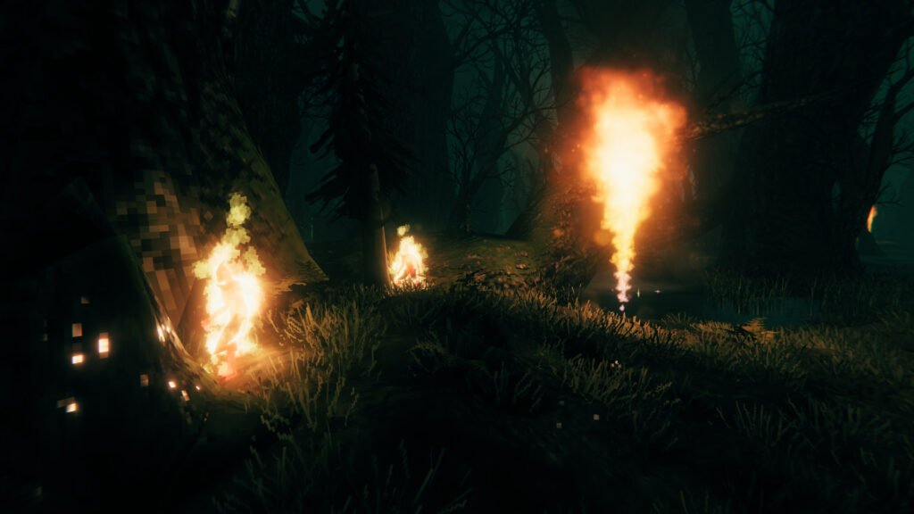 Gathering Surtling Cores inside the Swamps