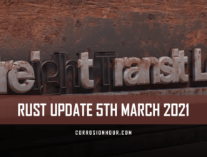 RUST Update 5th March 2021