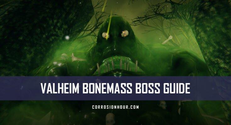 Valheim Bonemass Boss Guide