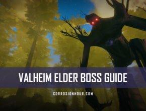 Valheim Elder Boss Guide