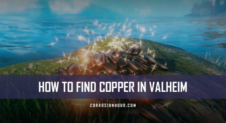How to Find Copper in Valheim