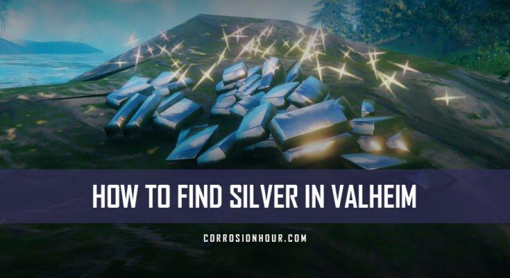 How to Find Silver in Valheim
