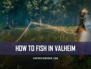 How to Fish in Valheim