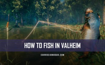 How to Fish in Valheim