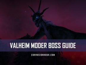 Valheim Moder Boss Guide