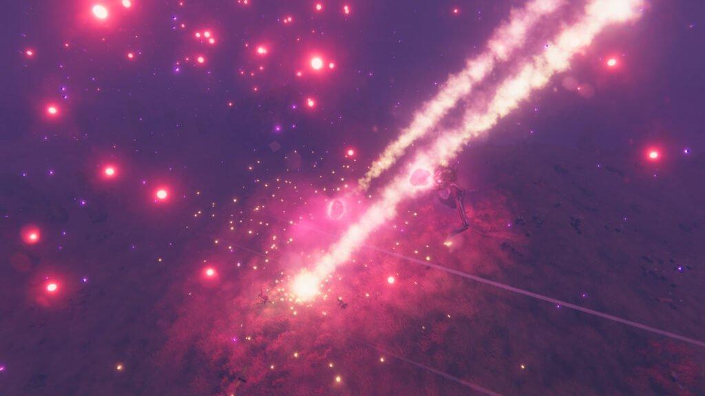 Yagluth Magic Meteor Ability