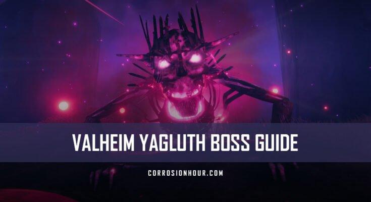 Valheim Yagluth Boss Guide