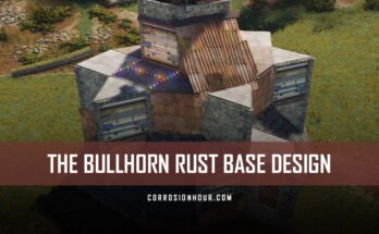the bullhorn rust base design