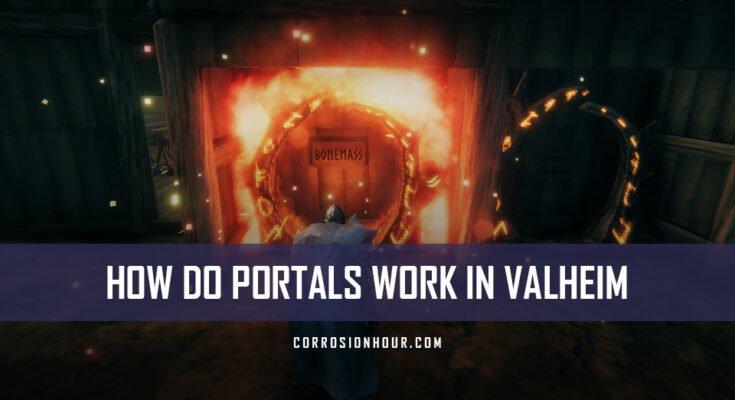 How Do Portals Work in Valheim