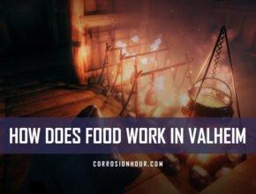 How Does Food Work in Valheim