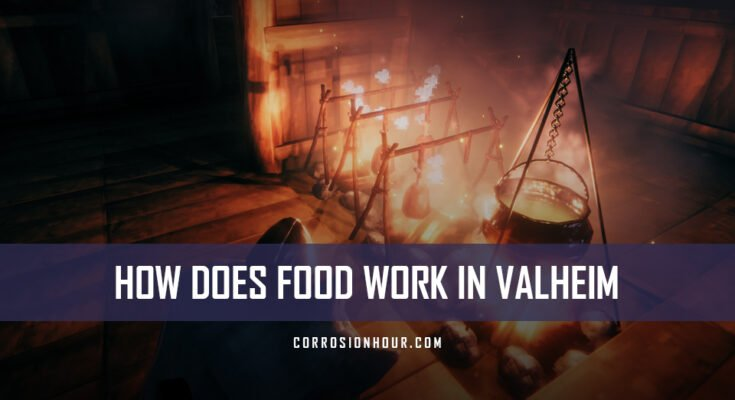 How Does Food Work in Valheim