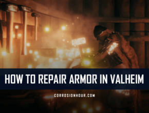 valheim how to repair armor