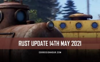 rust update 14th may 2021