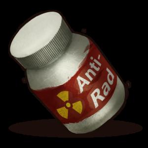 RUST Anti-Radiation Pills