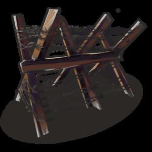 icon of rust item metal barricade