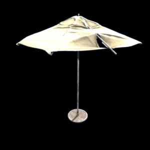 RUST Beach Parasol