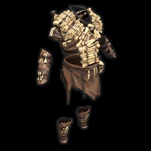 RUST Bone Armor
