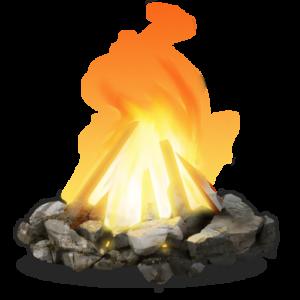 RUST Camp Fire