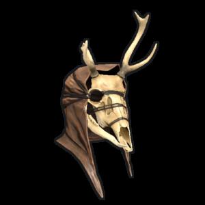 RUST Bone Helmet