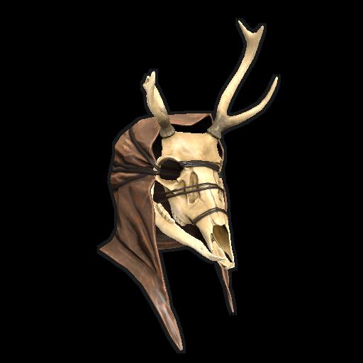 image of rust item Bone Helmet