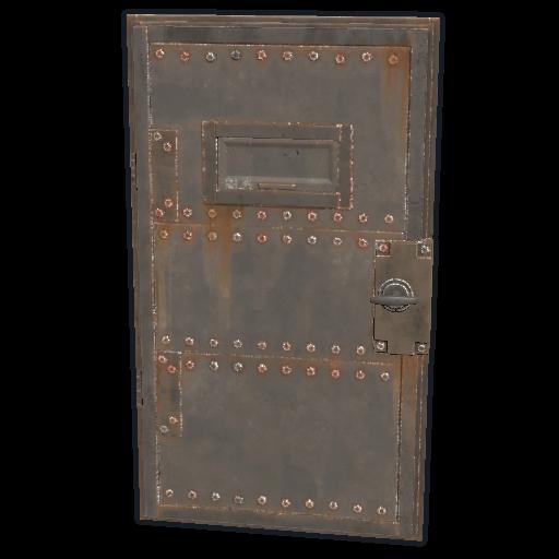 image of rust item Armored Door