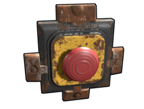 RUST Button