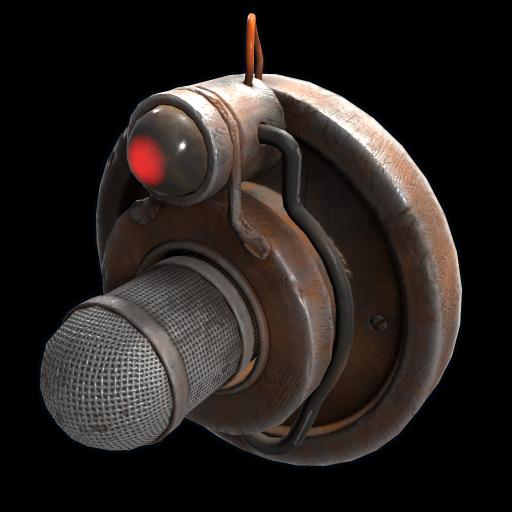 image of rust item HBHF Sensor