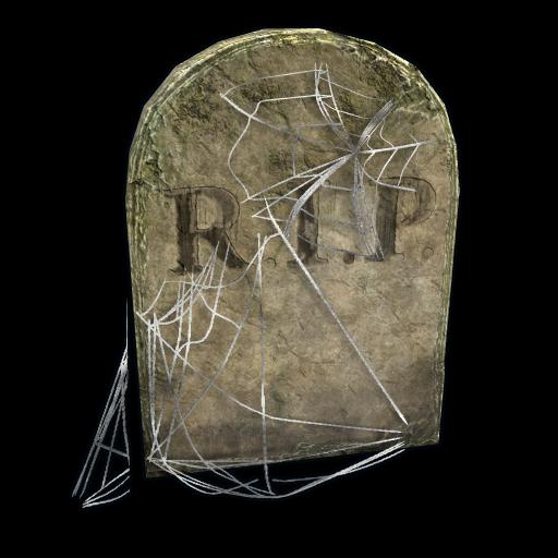 image of rust item Gravestone