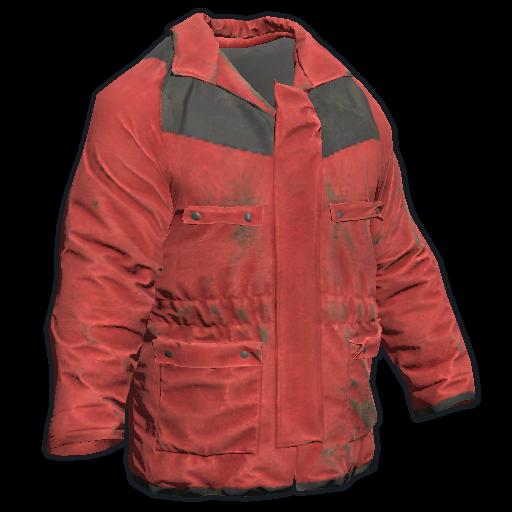 image of rust item Snow Jacket