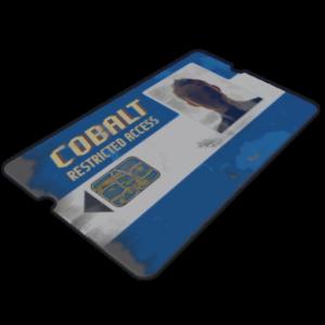 RUST Blue Keycard