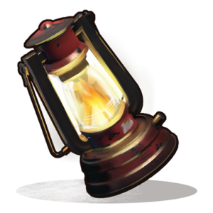 icon of rust item lantern