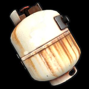 icon of rust item empty propane tank