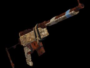 icon of rust item semi-automatic rifle