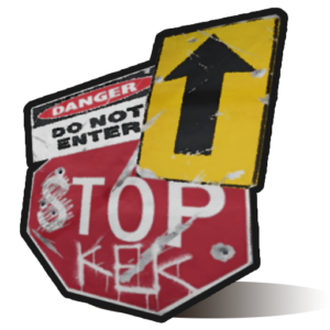 icon of rust item road signs