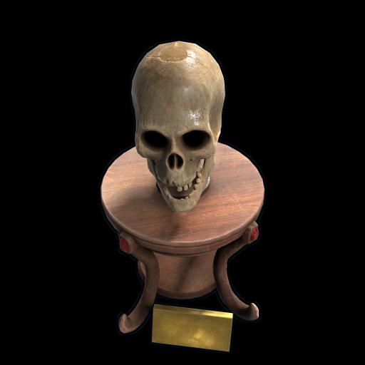 image of rust item Skull Trophy