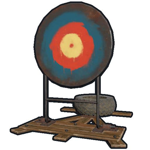 image of rust item Reactive Target