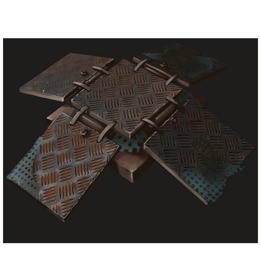 image of rust item Land Mine