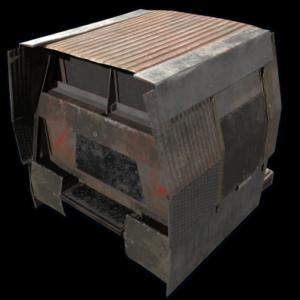 RUST Armored Passenger Vehicle Module