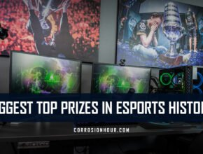 The 5 Biggest Top Prizes in eSports Tournament History