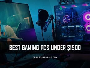 Best Gaming PCs Under $1500 in 2021