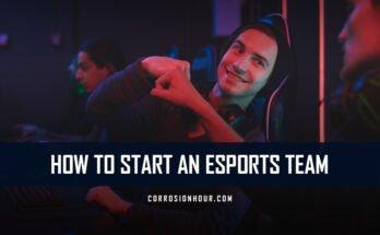 How to Start an eSports Team