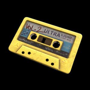 rust cassette medium