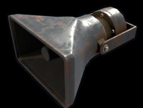 rust connected speaker