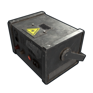 rust laser light