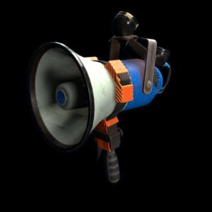 rust megaphone