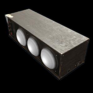 rust sound light
